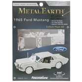 1965 Ford Mustang 3D Metal Earth Model Kit